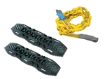 Recovery Bundle Traction Aid Ramps + Strap