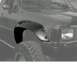 BUSHWACKER Fender Flare-Cut Out FRONT 1984-1989 4RUNNER 2.25""