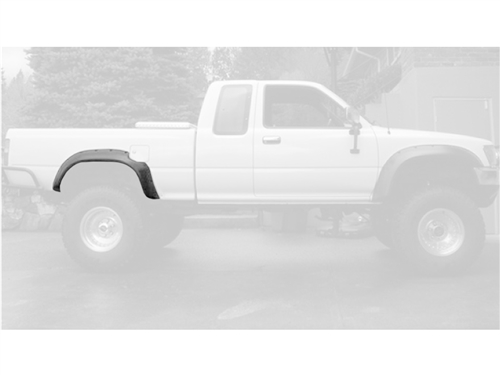 "Fender Flare-Cut Out(89-95) P/U 4WD 3"" (Rear)"