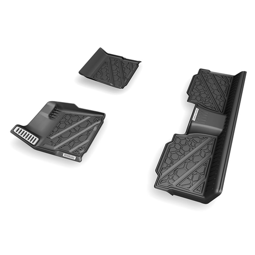 Air Design Floor Liners Kit for 2016 & Up Tacoma