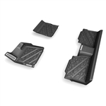 Air Design Floor Liners Kit for 2014 & Up Tundra (Set of 3)