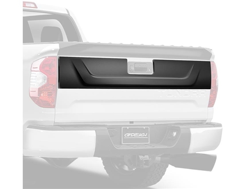 Air Design Tailgate Applique (Satin Chrome) Kit for 2014 & Up Tundra