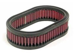 "K&N Air Filter - 2"" Sidedraft Element Only For 40, 42, 45, 48"