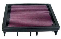 K&N Air Filter - Tacoma (95-04), 4-Runner (96-02)