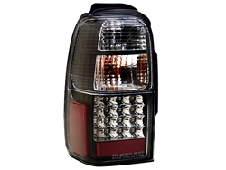 Black/Clear Tail Light Set For 2001-2002 4Runner