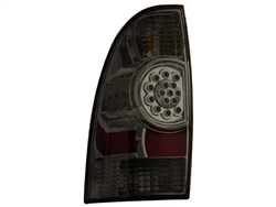 Smoke LED Tail Light Set For 2005-2015 Tacoma