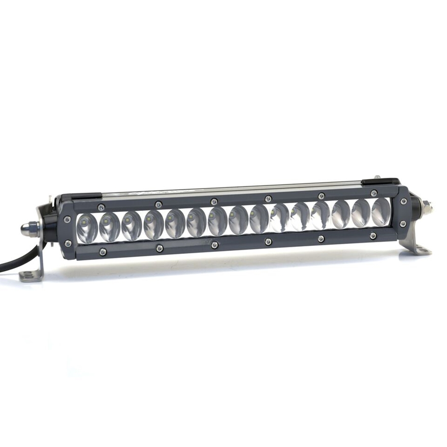 Fantastic Lightforce 10 Single Row Led Light Bar Flood Wiring Cloud Hisonuggs Outletorg