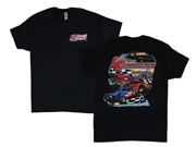 LC Engineering T-Shirt Black Large