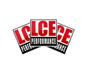 "LCE Racing Decal 3"" x 3"" (3 Pack)"