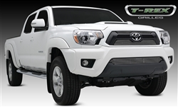 T-REX Polished Billet 2-Piece Grille Insert For 2012-2015 Tacoma