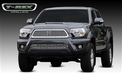 T-REX Polished SS X-Metal Studded Mesh Grille For 2012-2015 Tacoma