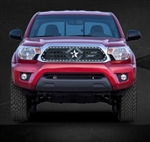 RBP RX-2 Series Studded Frame-main Tacoma Grille (Black) 2012-2014