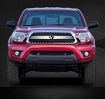 RBP RX-3 Series Studded Frame-main Tacoma Grille (Black & Chrome) 2012-2014
