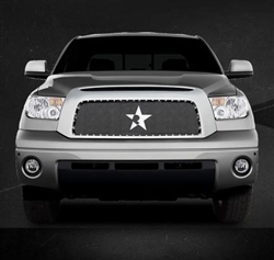 RBP RX Series Studded Frame-main Tundra Grille (Black) 2007-2009