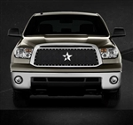 RBP RX Series Studded Frame-main Tundra Grille (Black) 2010-2013 (Except Limited)