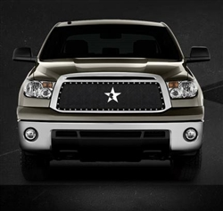 RBP RX Series Studded-Frame Main Grille Black 2010-2013 Tundra (Except Limited)