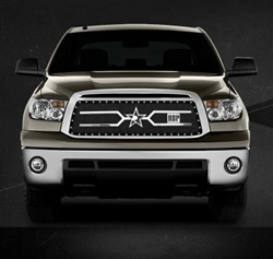 RBP RX-4 Series Studded Frame-main Tundra Grille (Black) 2010-2013 (Except Limited)