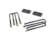 Pro Comp 1 Inch Lift Block With U-Bolt Kit