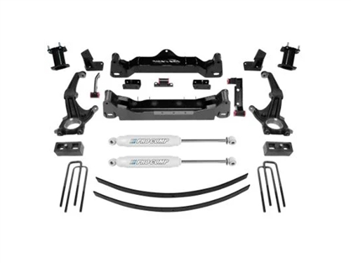 Pro Comp 6 Inch Lift Kit with ES9000 Shocks For 2012-2015 Tacoma