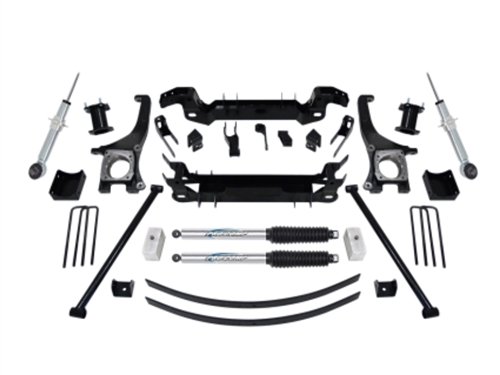 Pro Comp 6 Inch Lift Kit With Pro Runner Shocks For 2007-2015 Tundra