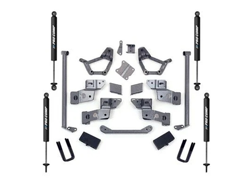 Pro Comp 4 Inch Lift Kit With ES3000 Shocks For 1986-1995 Pickup and 1986-1989 4-Runner