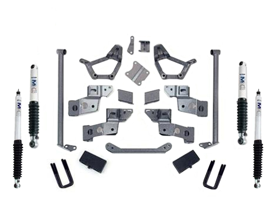 Pro Comp 4 Inch Lift Kit With Mx 6 Shocks For 1986 1995