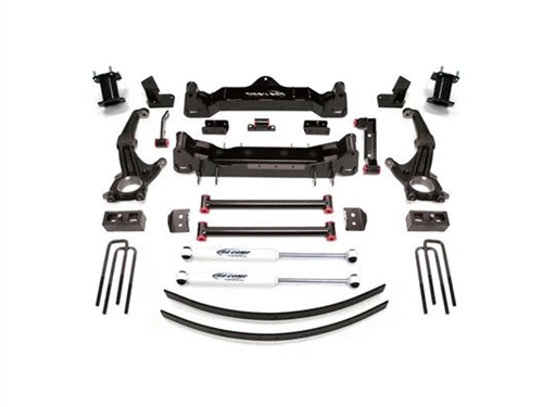 Pro Comp 6 Inch Lift Kit With ES9000 Shocks For 2005-2015 Tacoma