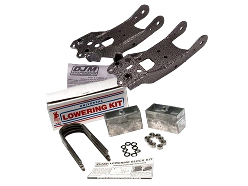 "DJM Lowering Kit 3"" Front & 3"" Rear 1989-1995 Pickup"