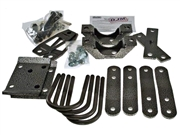 "DJM 5"" Rear Lowering Kit For 2007-2011 Tundra"