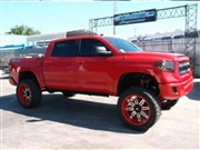 "BULLETPROOF Complete 6-8"" Lift Kit 4WD Tundra 2007-2019"