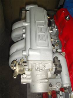 Labor - EFI Intake Assembly (Modify for SDS)