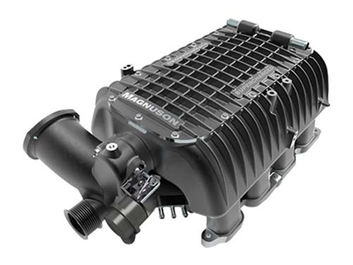 Supercharger Assembly - 2010-2015+ Tundra Flex Fuel 5.7L V8