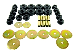Body Mount Bushings 1984-1989 4Runner