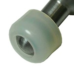 Nylon Shift Lever Bushing - End of handle OEM Toyota P/N: 33548-31010