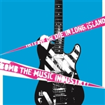 Bomb The Music Industry! - To Leave or Die in Long Island LP 4th press