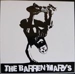 The Barren Marys Sticker