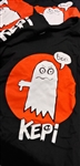The Original Boo T-shirt by Kepi Ghoulie
