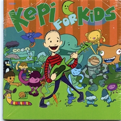 Kepi For Kids CD
