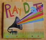 Play Date - We All Shine CD