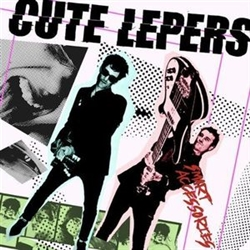 The Cute Lepers - Smart Accessories LP Red vinyl