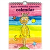 Kepi Ghoulie - Kepi's Wonderful Watercolor Calendar