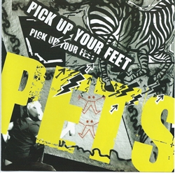 PETS - Pick Up Your Feet Cassette (with download code)
