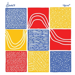 Diners - Three LP