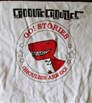 RARE Groovie Ghoulies - Go! Stories T-shirt