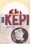 "Kepi Ghoulie/Kevin Seconds Split 7"" White Vinyl"