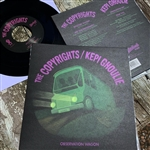 Kepi Ghoulie and The Copyrights - Observation Wagon 7""