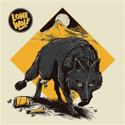 Lone Wolf - S/T LP