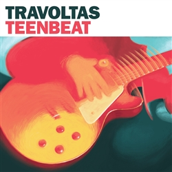 The Travoltas - Teenbeat LP