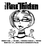 The Pure Thirteen/Hot Blood Split 12""