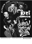 Kepi and Andrew Jackson Jihad Europe 2010 Poster